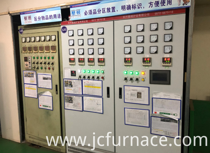 Iron based mesh belt sintering furnace Electrical cabinet